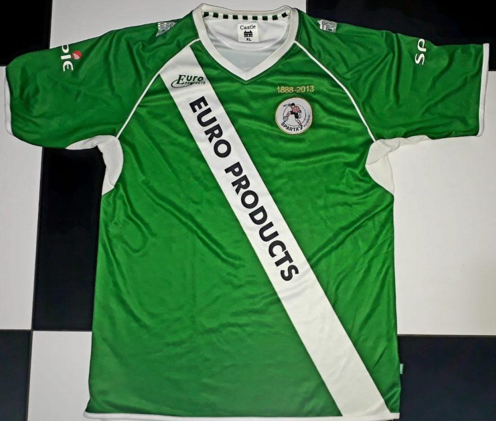 Camisa do Sparta Roterdam