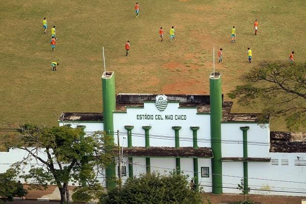 Estádio Cel Nho Chico