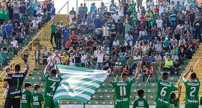 Estádio Municipal Doutor José Lancha Filho - AA Francana - Franca
