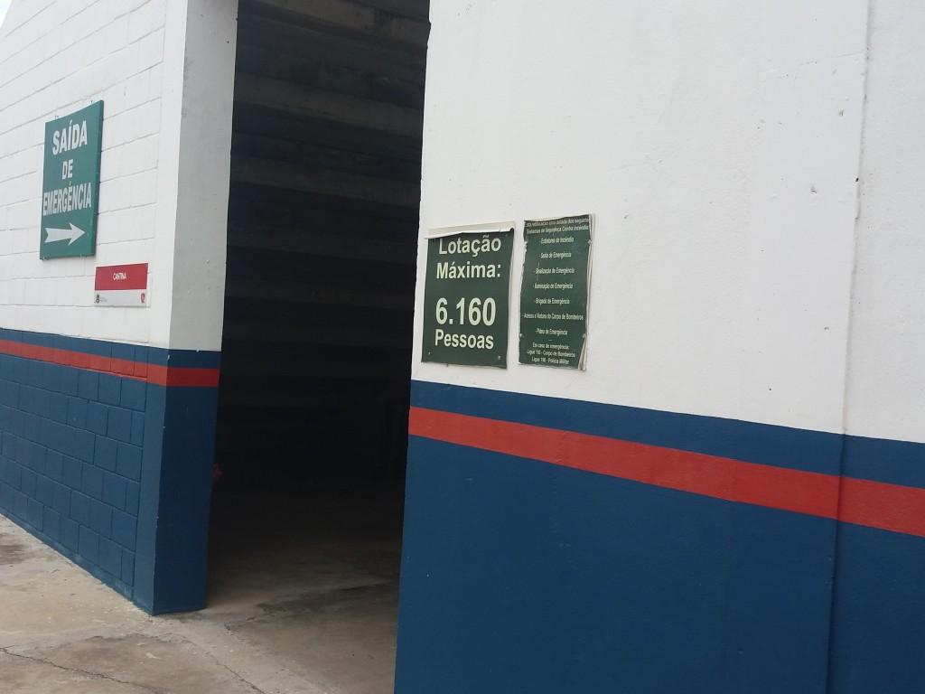 Estádio Municipal Ernesto Rocco - Desportivo Brasil - Porto Feliz