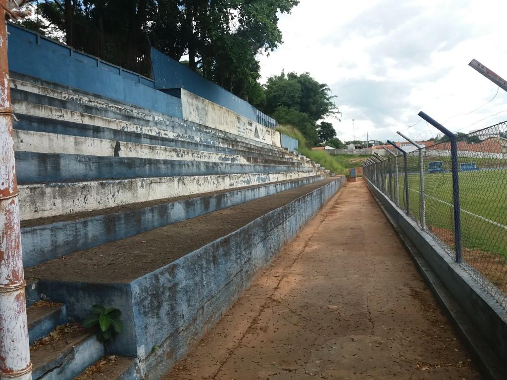 Estádio Acácio Luvisotto - Associação Esportiva Laranjalense - Laranjal Paulista