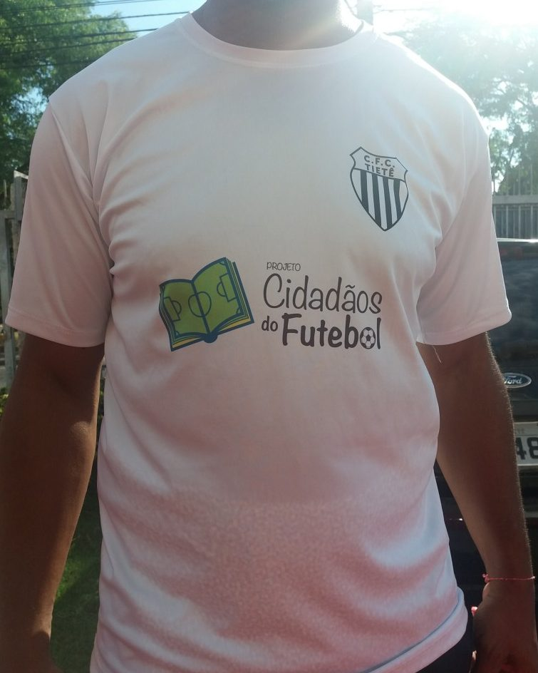 Camisa do Comercial Futebol Clube - Tietê