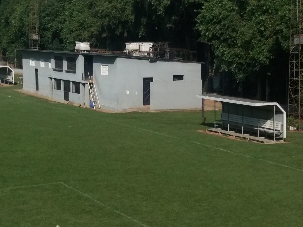 Estádio José Ferreira Alves - Comercial Futebol Clube - Tietê