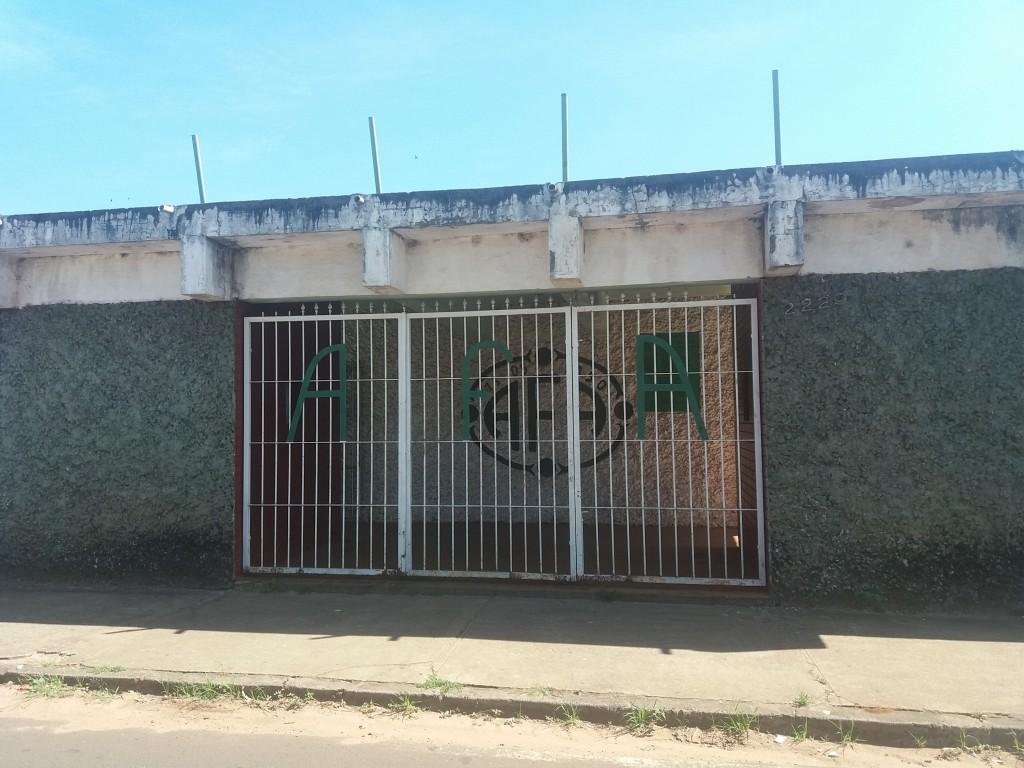 Estádio Antonio Braga - Associação Ferroviária Avareense - Avaré