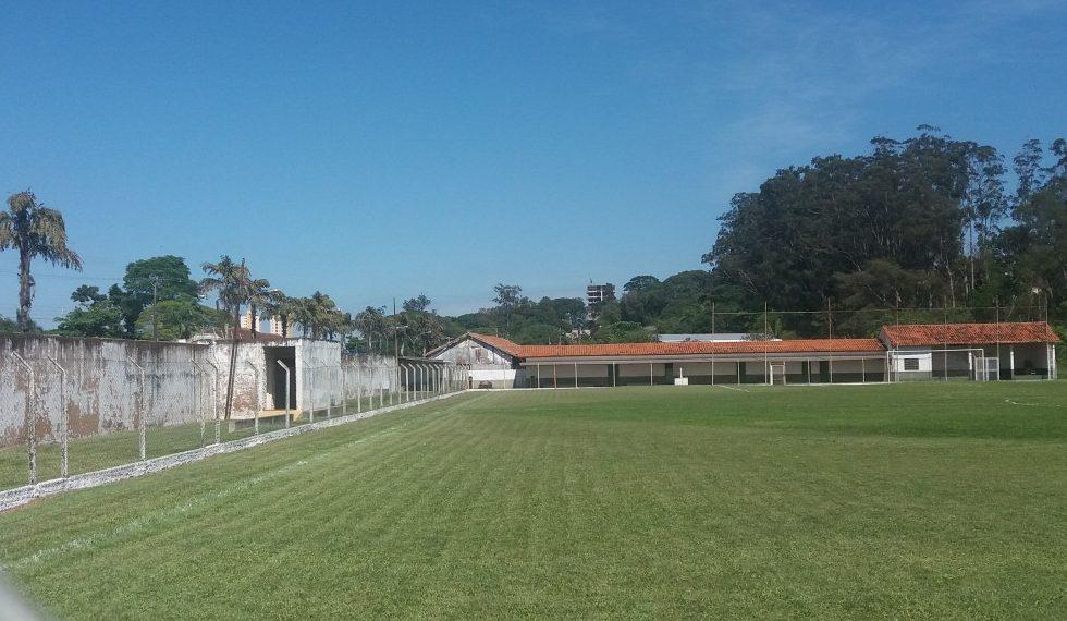 Estádio Antonio Braga - Associação Ferroviária Avareense