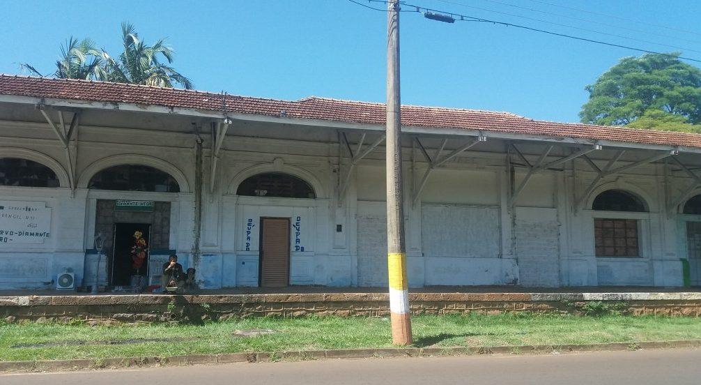 Estação Ferroviária Avaré