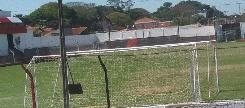 Estádio Dr. Paulo Araújo de Novaes - São Paulo Futebol Clube - Avaré
