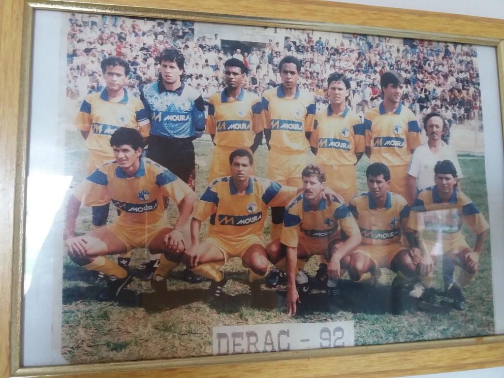Estádio Engenheiro Péricles D'Ávila Mendes - DERAC - Itapetininga