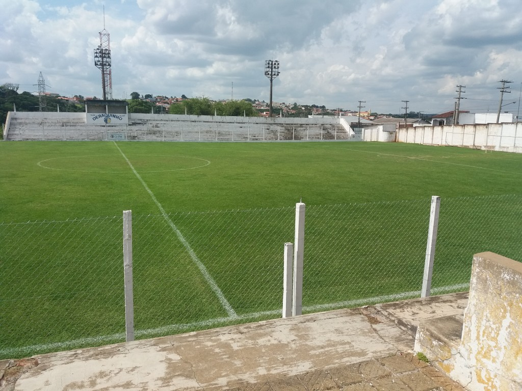 Estadio DERAC Itapetininga