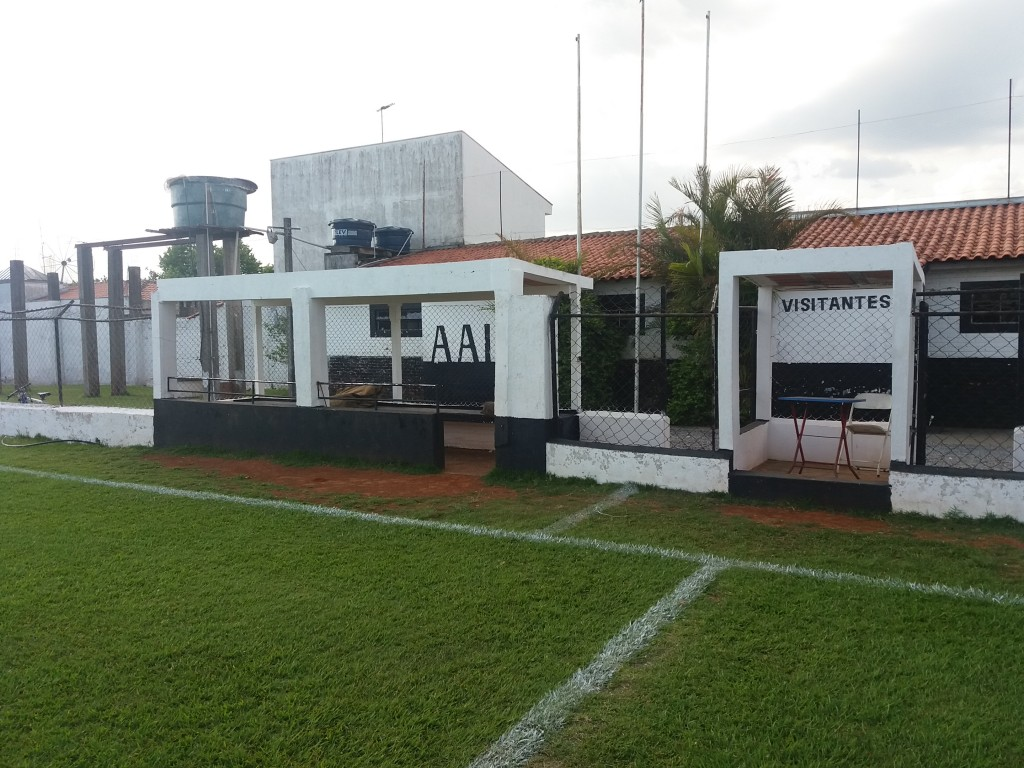 Estádio José Ravacci Filho - Associação Atlética Itapetininga