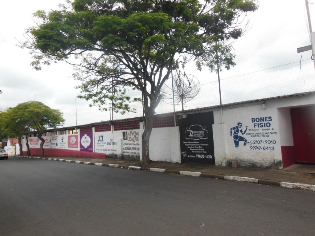 Estádio Dr José Esmédio Paes de Almeida - EC União - Porto Feliz
