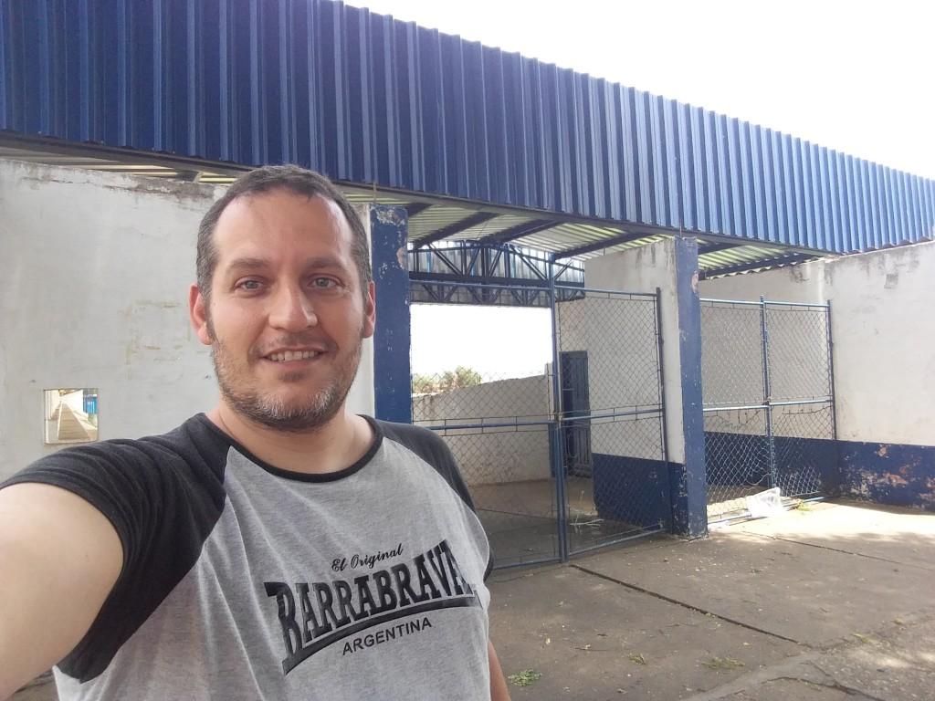 ADA Associação Desportiva Angatubense - Estádio Municipal Roldão Vieira de Moraes - Angatuba