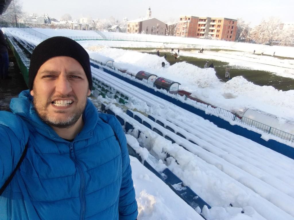 Zemun Stadium - Belgrado - Sérvia