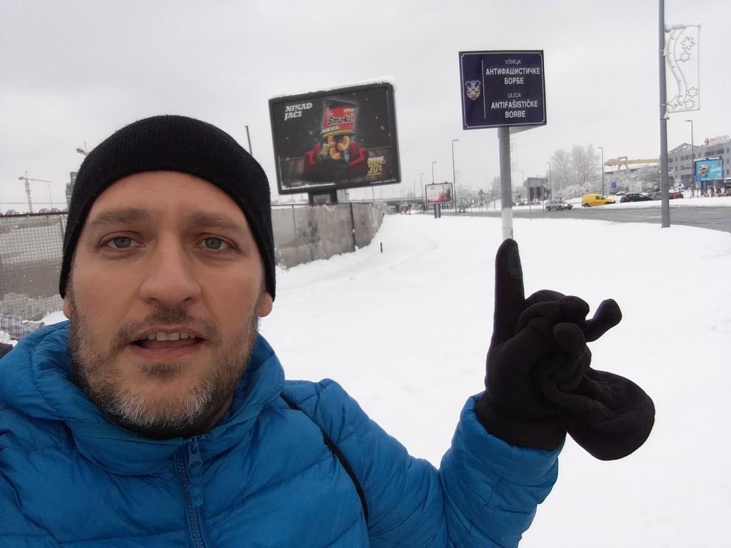 Zemun Stadium - Belgrado