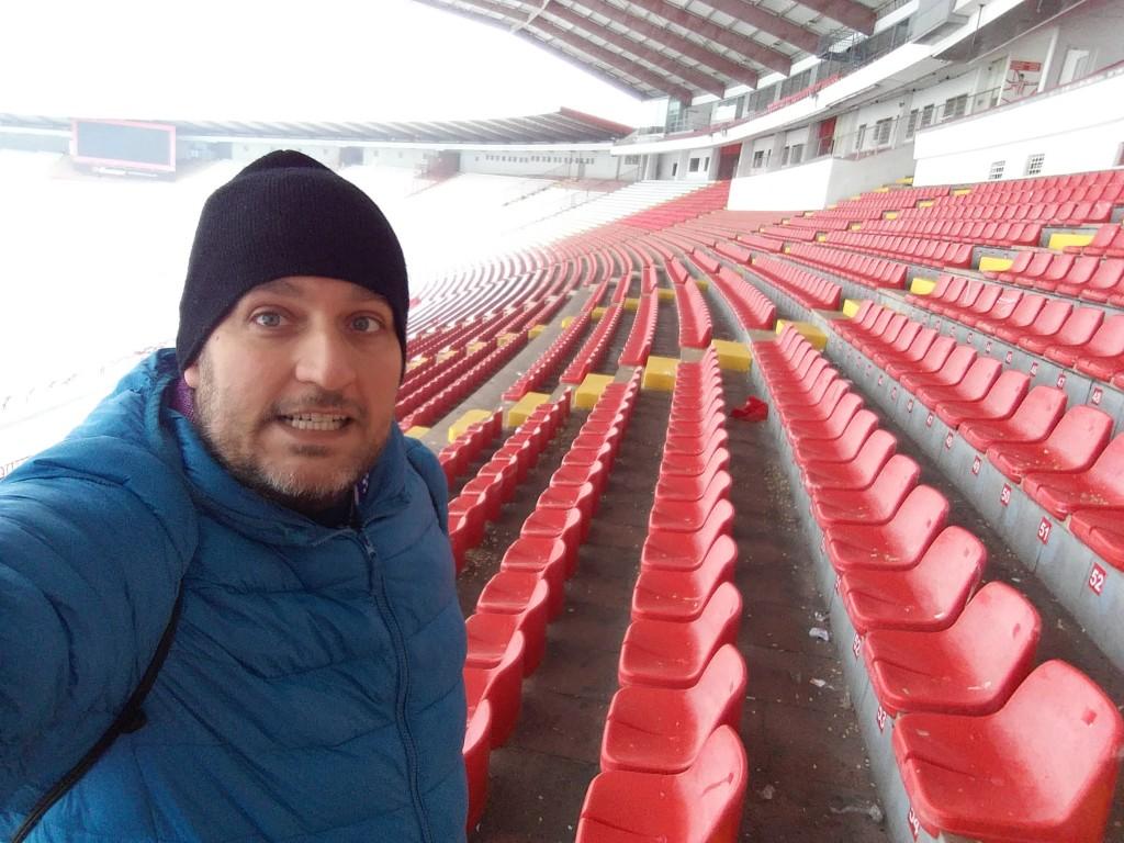 Estádio do Estrela Vermelha - Stadion Marakana - Fudbalski Klub Crvena Zvezda