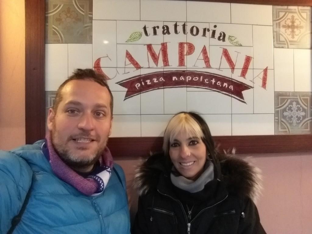 Tratoria Campania - Sérvia - Belgrado