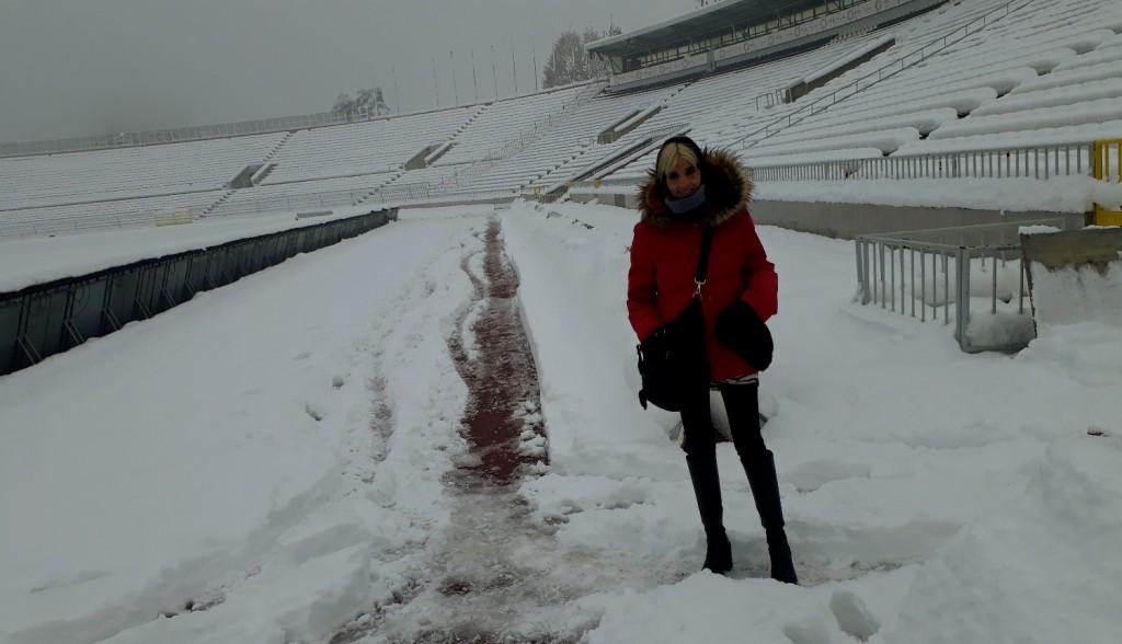 Estádio Partizan - Partizan Fudbalski Klub - Partizan FK - Belgrado - Sérvia