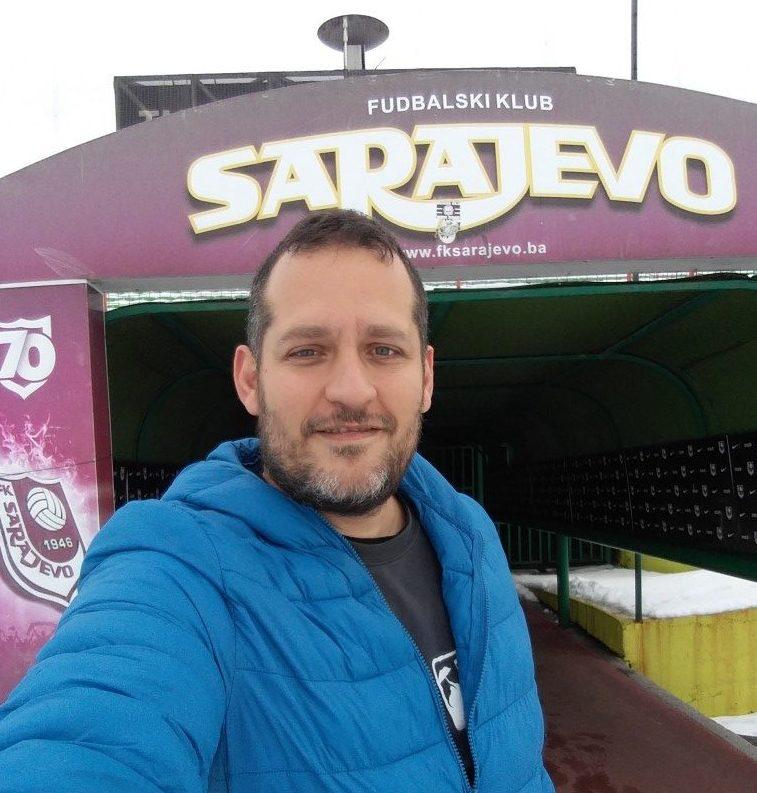 FK Sarajevo - Bósnia