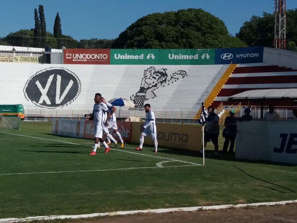 Estádio Barão de Serra Negra - XV de Pircicaba - Piracicaba