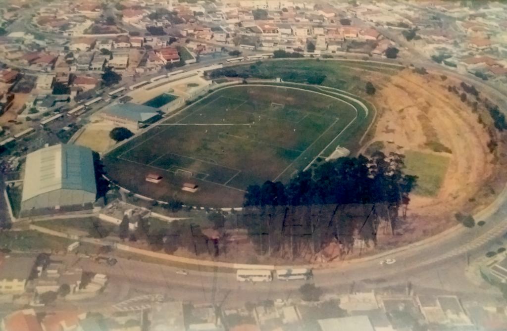 Estádio da Associação Primavera de Esportes - Jundiaí