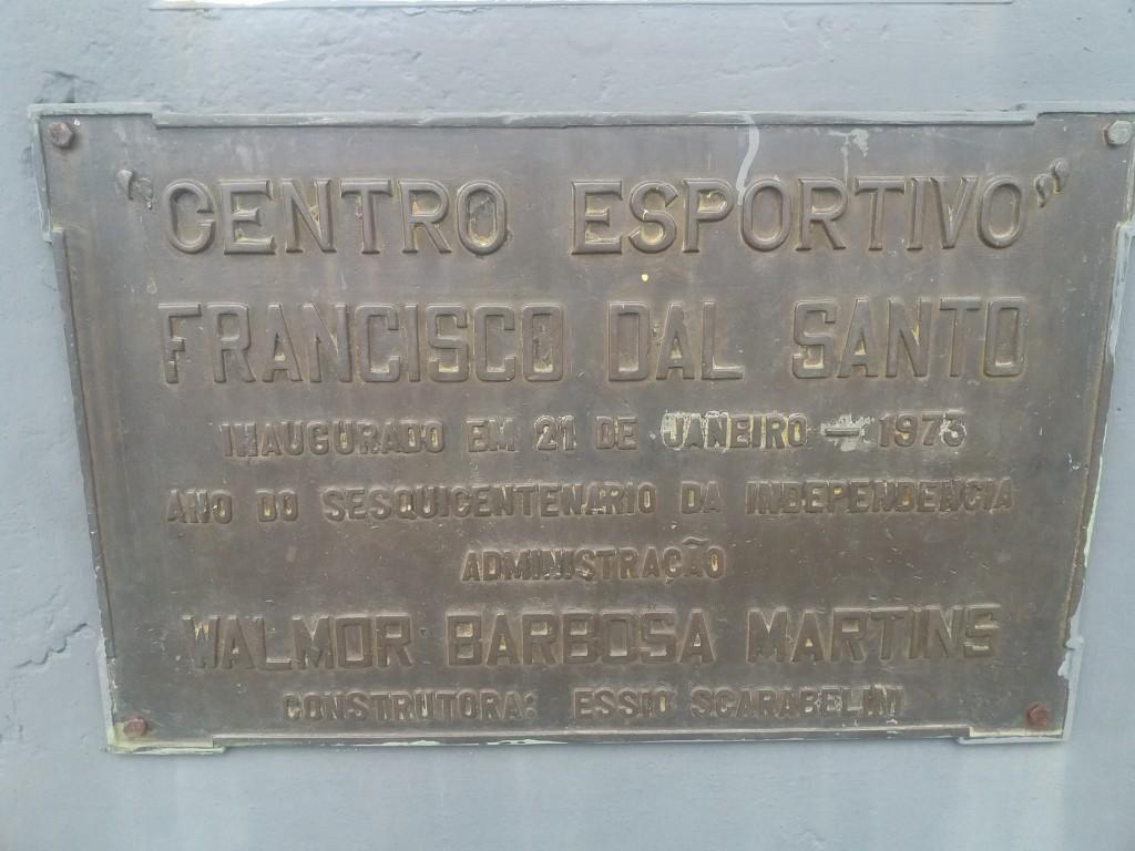 Centro Esportivo Francisco Das Santo