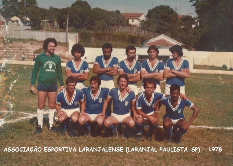 Associação Esportiva Laranjalense - 1978
