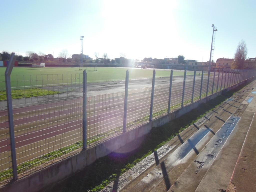Estádio Vincenzo Cetorelli - SFF Atlético - Fiumicino - Itália