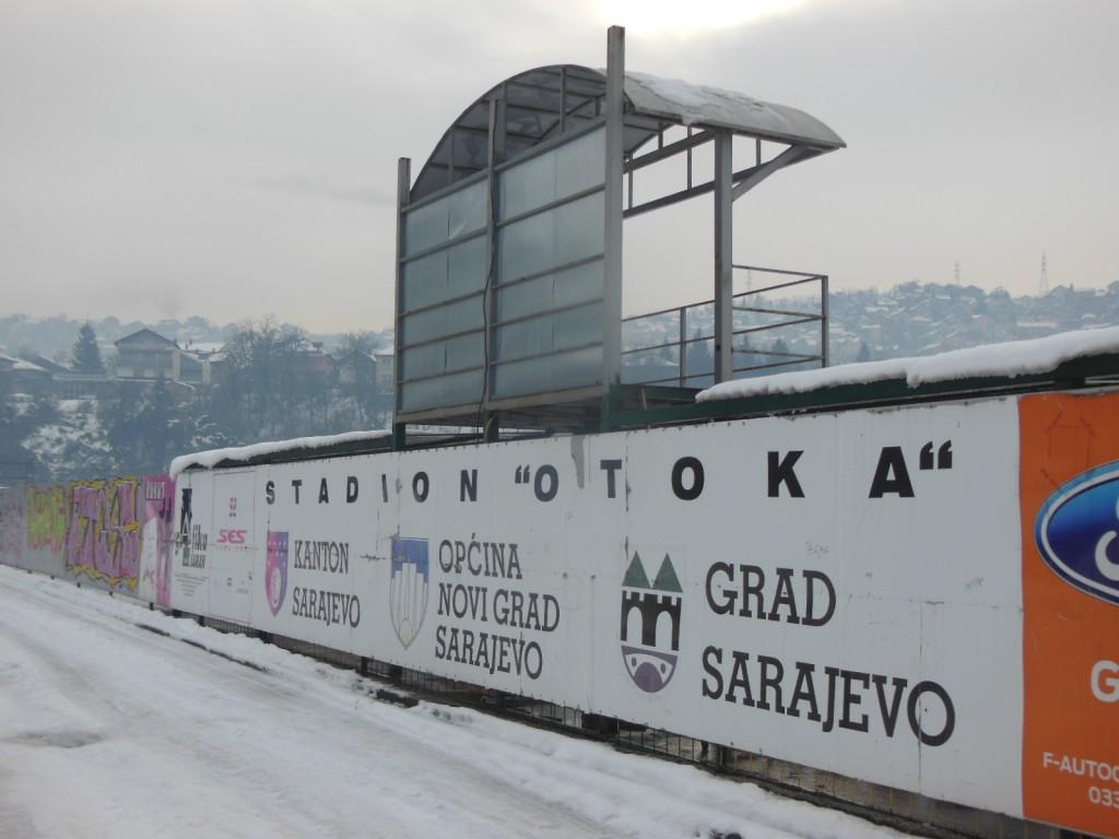 Fudbalski Klub Olimpic Sarajevo - Estádio Otoka