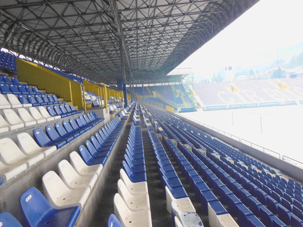 Fudbalski Klub Željezničar - Stadion Grbavica