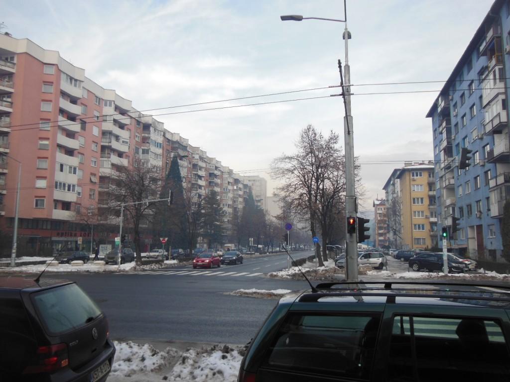 Grbavica - Sarajevo