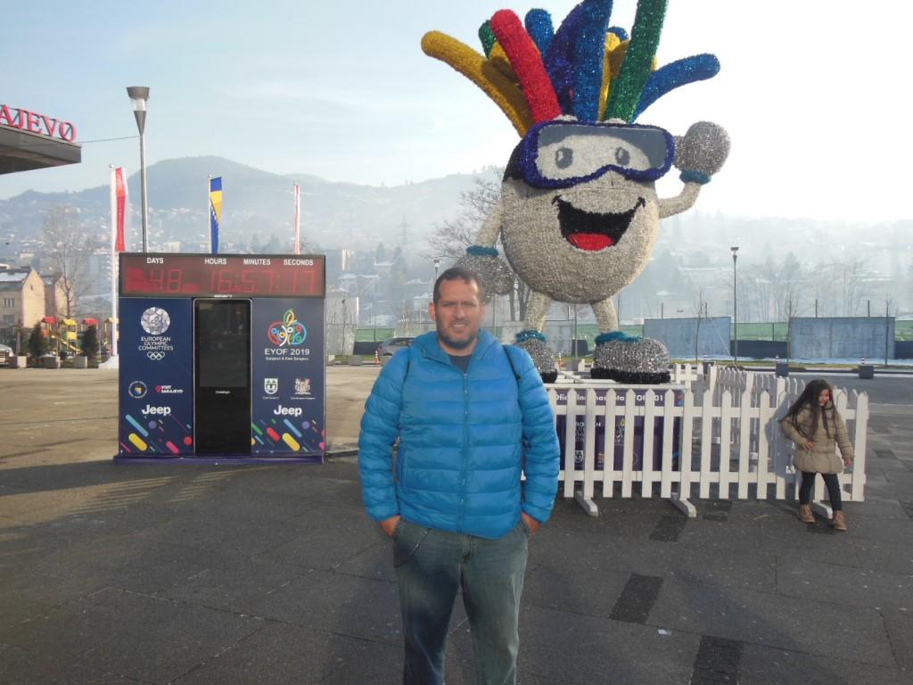 Festival Olímpico Europeu da Juventude de Inverno 2019 - Sarajevo
