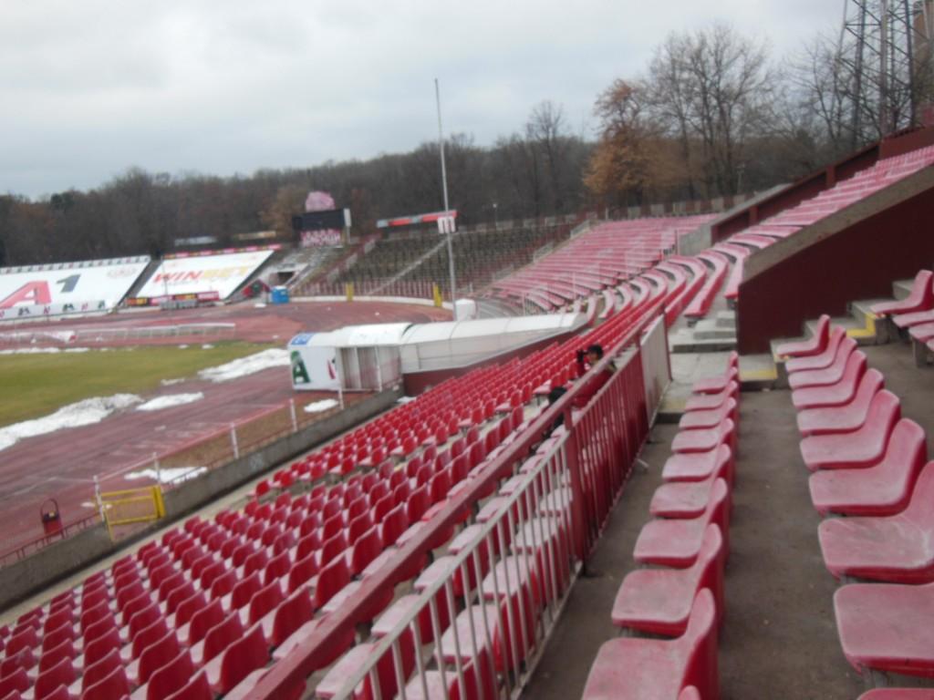 PFC CSKA Sófia - Estádio Balgarska Armiya Stadium - BULGÁRIA