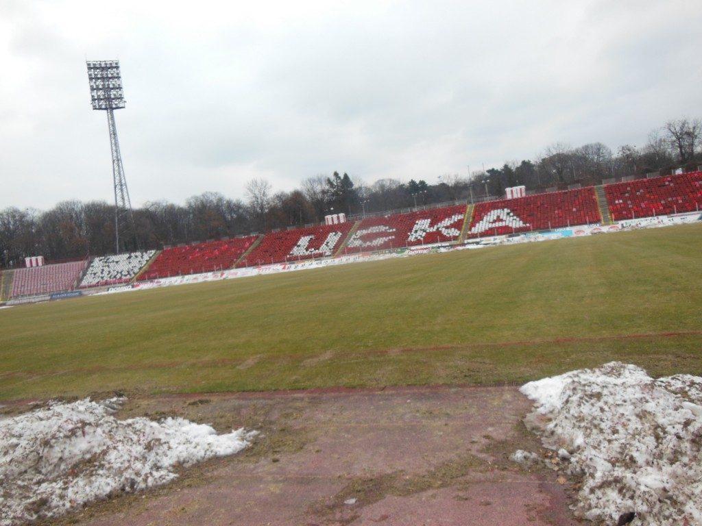 PFC CSKA Sófia - BULGÁRIA