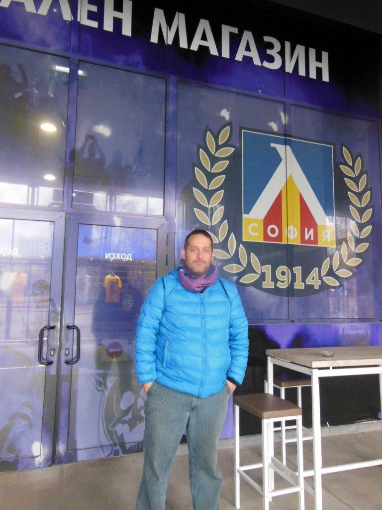 PFK Levski Sofia - Estádio Georgi Aspraruhov - Bulgária