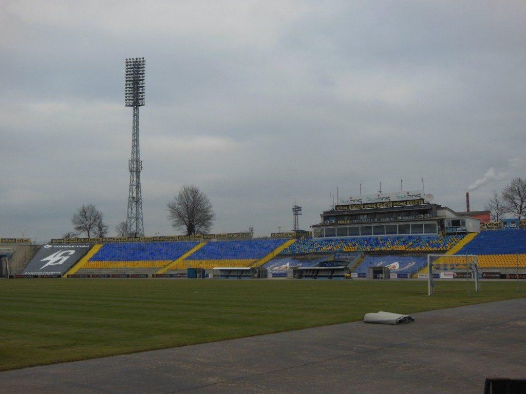 Estádio Georgi Aspraruhov