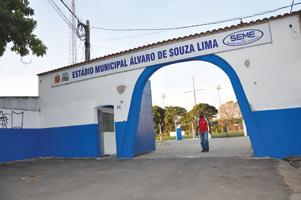 Estádio Álvaro de Souza Lima - estádio da baixada