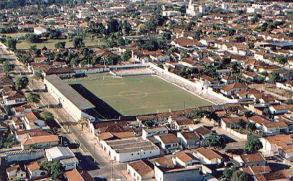 Estádio Dr. Paulo de Araújo Novaes - São Paulo - Avaré