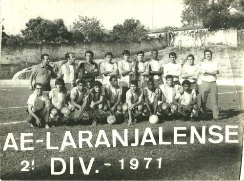 AE Laranjalense 1971
