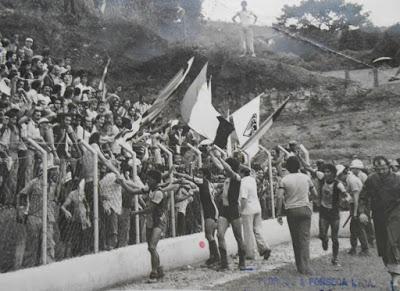 Estádio Accácio Luvisotto - Laranjalense x Primavera 1977