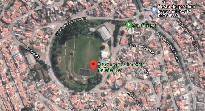 Estádio Associação Primavera de Esportes