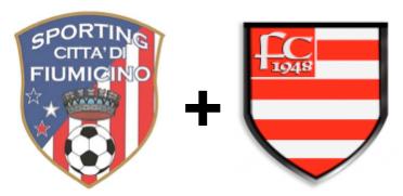 Fusao: Associazione Sportiva Dilettantistica Sporting Città di Fiumicino e do Pol.D. Fregene Calcio