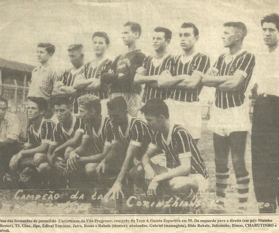 Corinthians Jundiaiense campeão