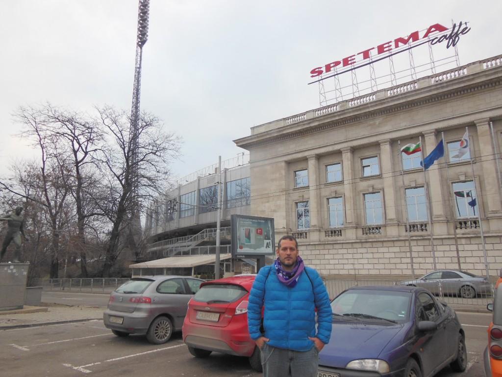 Estádio Nacional Vasil Levski - Sófia - Bulgária