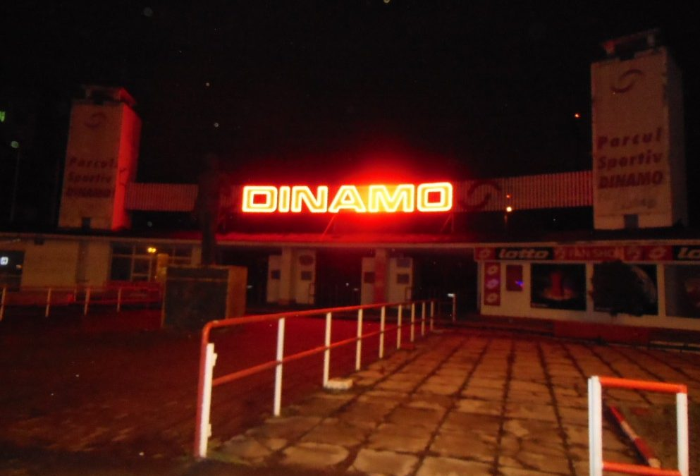 Estádio do Dinamo de Bucaresti