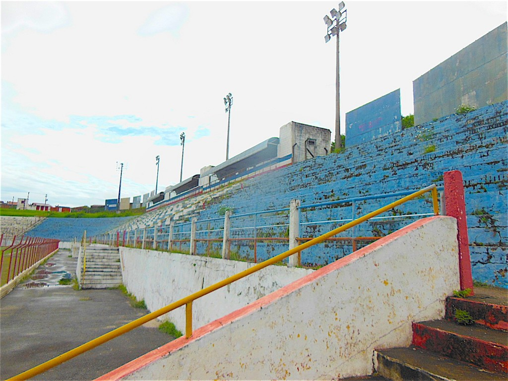 Estádio Municipal Professor Dario Rodrigues Leite - Guaratinguetá