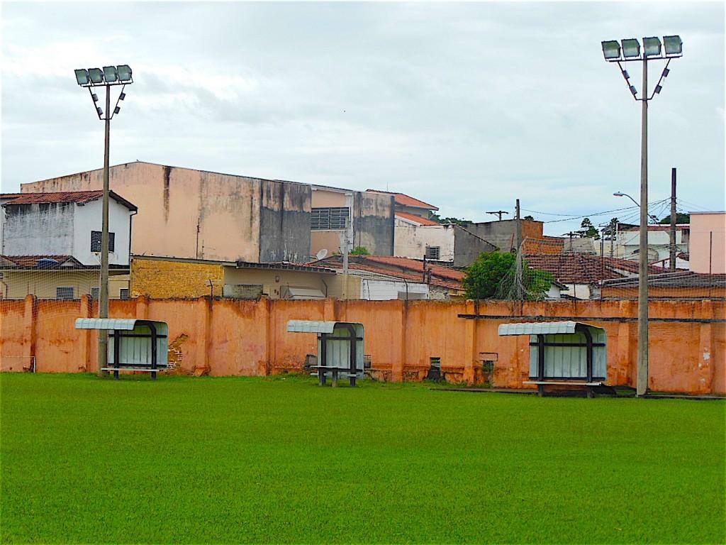 Estádio Augusto Schumuziger - Teci Guará - Guaratinguetá