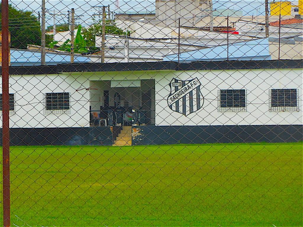 Estádio joão Gomes Xavier - Cachoeira FC - Cachoeira Paulista
