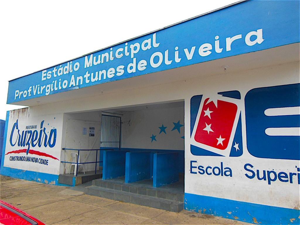 Estádio Municipal Professor Virgílio Antunes de Oliveira