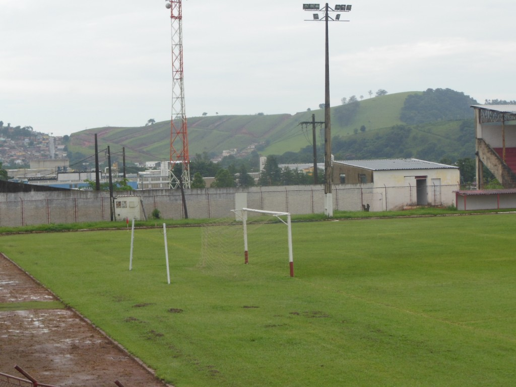 Estádio Ambrosio Pinto - Smart FC - Itajubá - MG