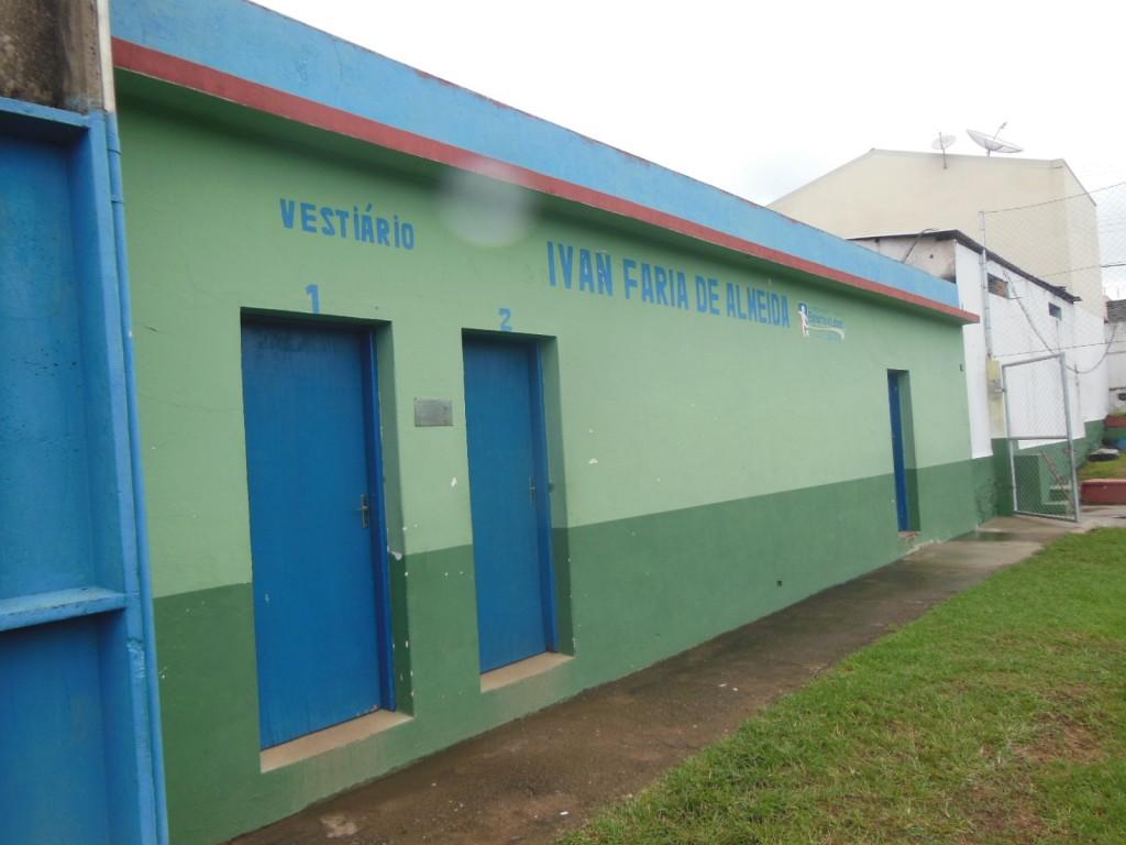 Estádio Municipal Coronel Silvestre Dias Ferraz - Maria da Fé